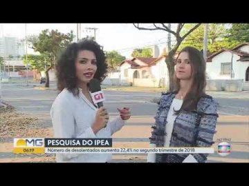 Nova Pesquisa do IPEA: cresce o número de desalentados no Brasil
